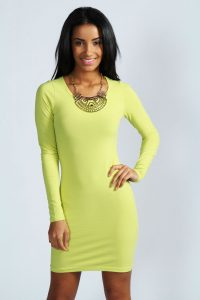 Bodycon Dresses Long Sleeve
