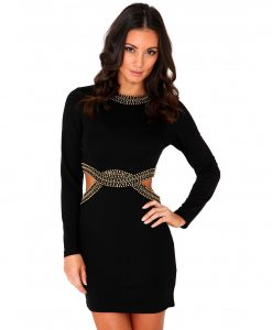Bodycon Long Sleeve Dresses