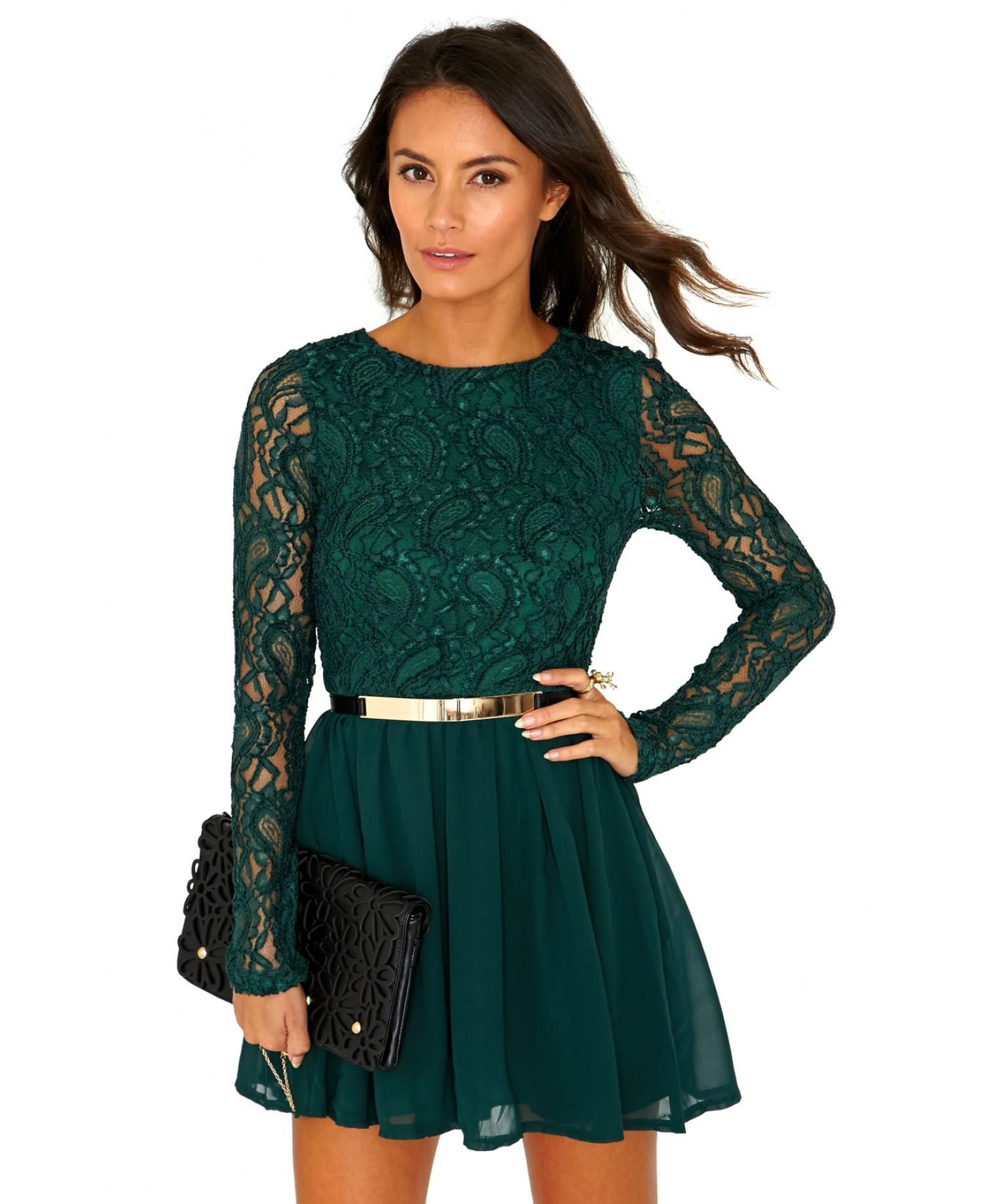 Lace Skater Dresses Picture Collection Dressedupgirlcom