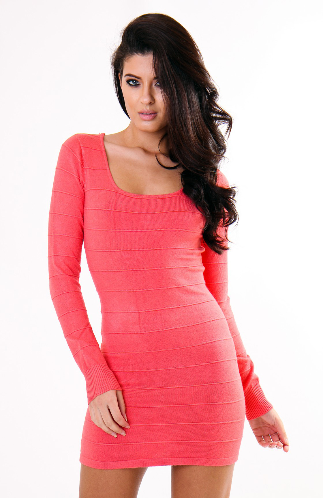 Wear sleeves no what is bodycon a dress