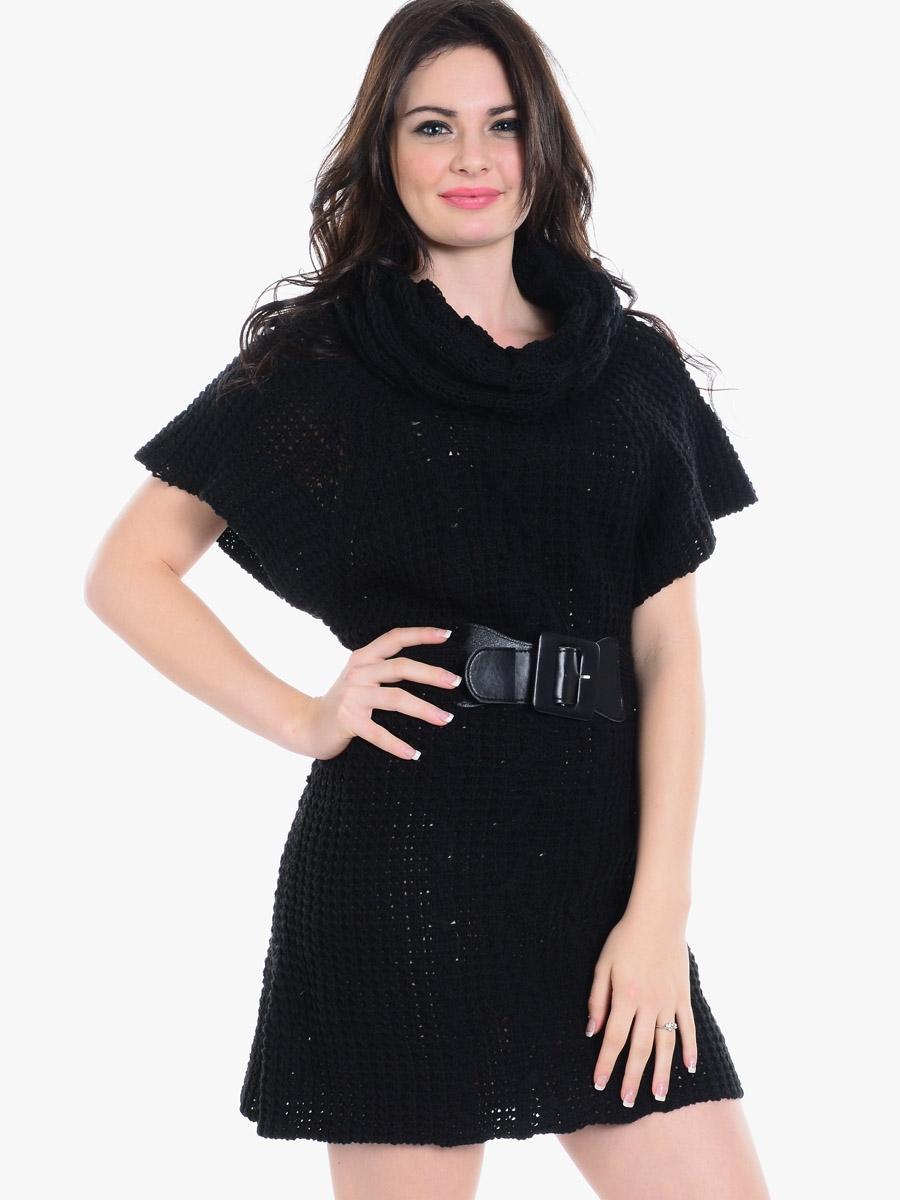 Black Sweater Dress Picture Collection Dressedupgirl Com