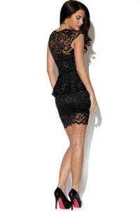 Black Lace Cocktail Dresses