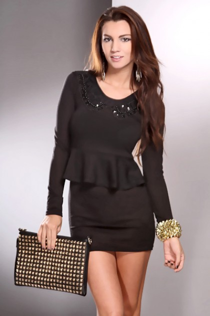 Find great deals on eBay for long sleeve peplum dress. Shop with confidence.