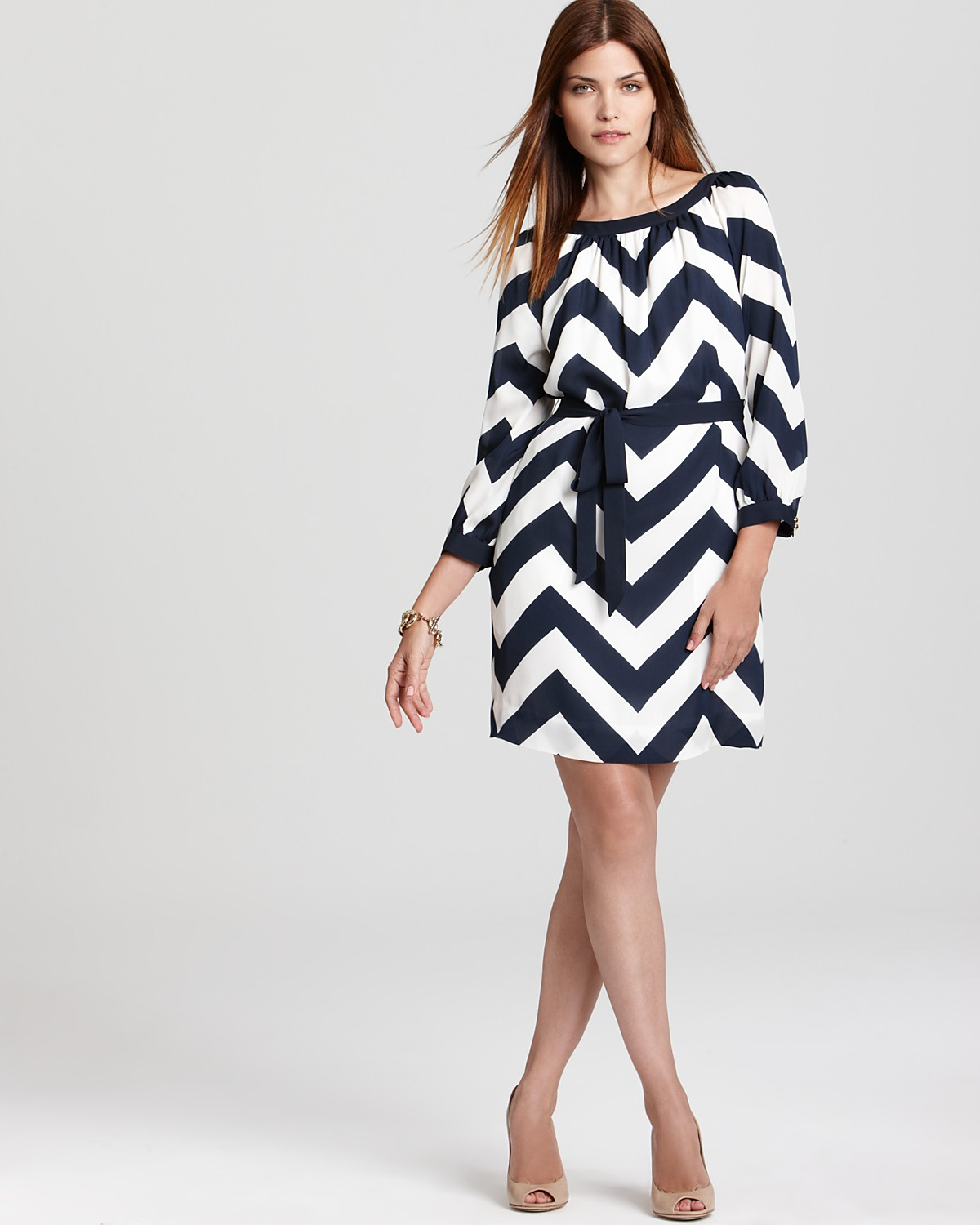 Chevron Print Dress Picture Collection | Dressed Up Girl