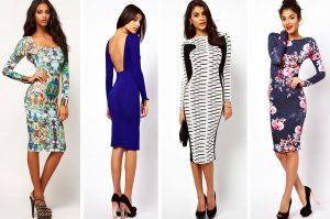 Bodycon Midi Dresses