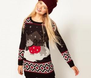 Christmas Sweater Dresses