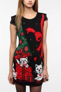 Christmas Sweater Dresses For Women