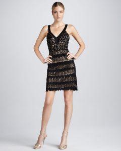Cocktail Lace Dress