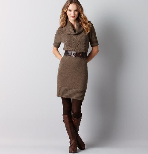 Cowl Neck Sweater Dress Picture Collection Dressedupgirl Com