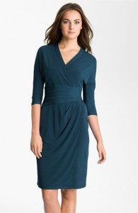 Faux Wrap Dresses