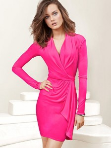 Faux Wrap Dresses for Women