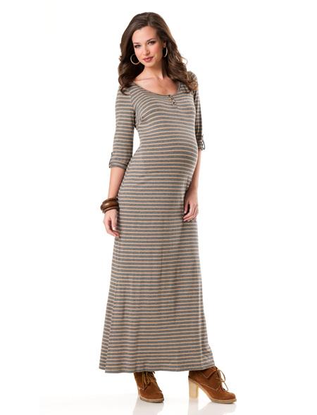 Maternity Maxi Dress | Dressed Up Girl