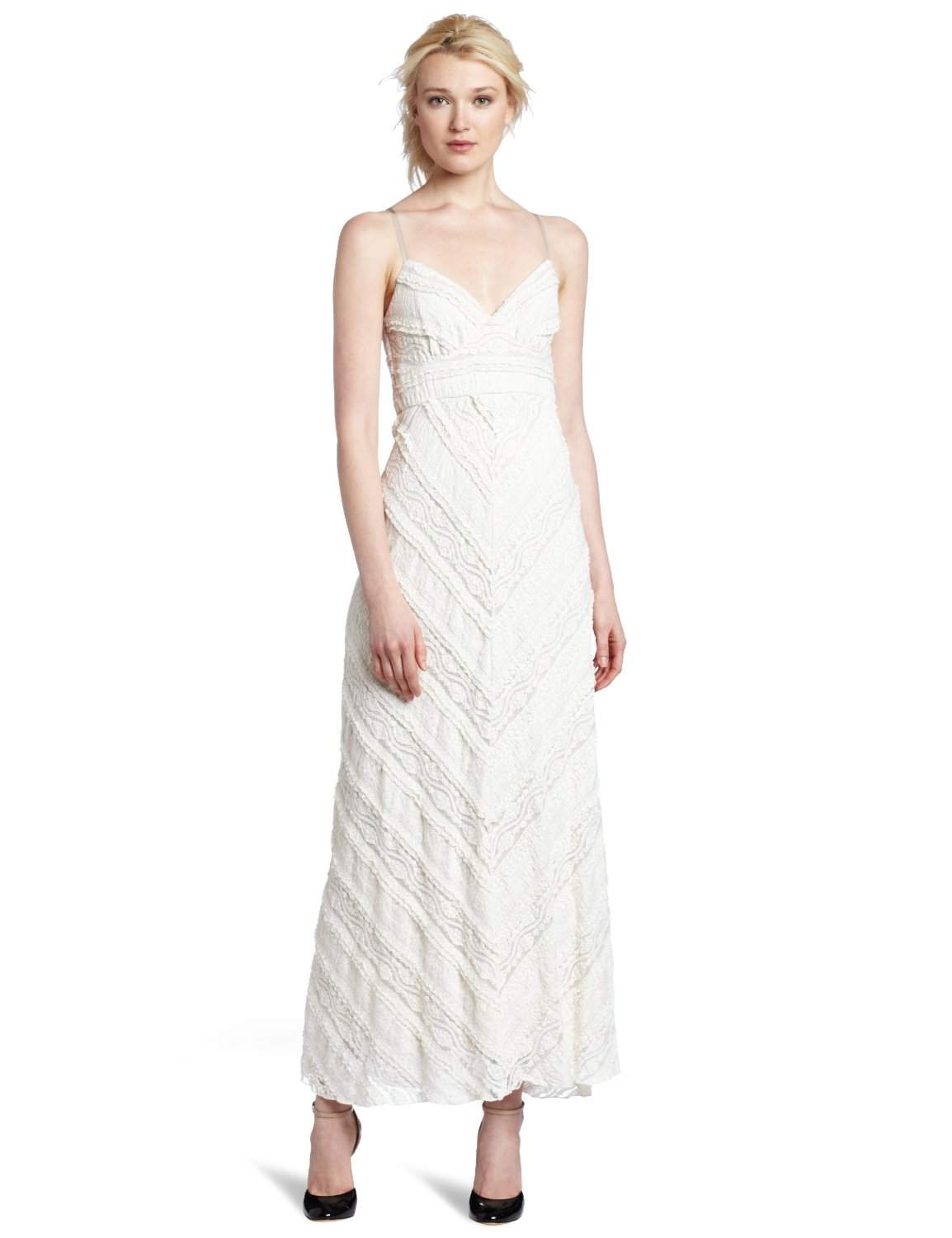 Lace Maxi Dress Picture Collection