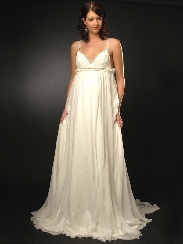 Cheap Maternity Wedding Dresses Mansene Ferele
