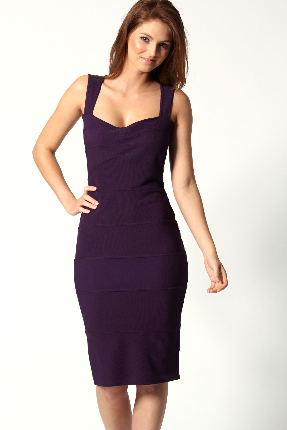 Bodycon Midi Dress Picture Collection