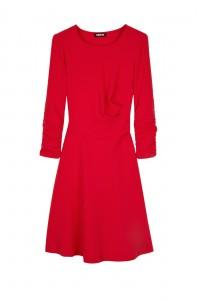 Skater Red Dress