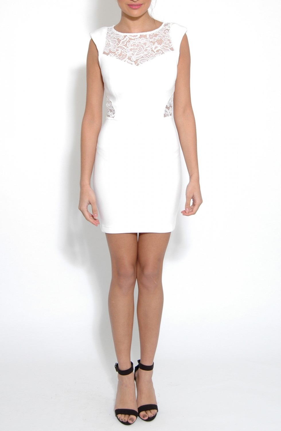 Dress different types mesomorph on bodycon body are