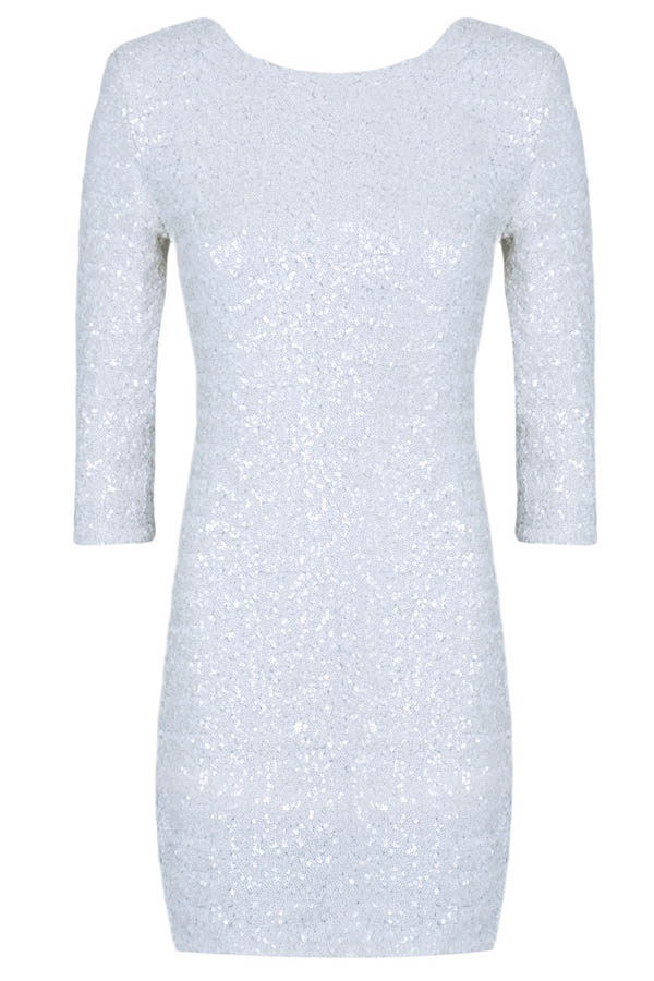 Sequin Bodycon Dress Picture Collection  3b042b21b