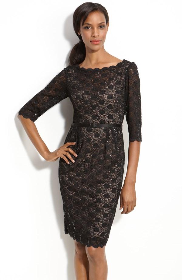 Lace Sheath Dress | Dressed Up Girl