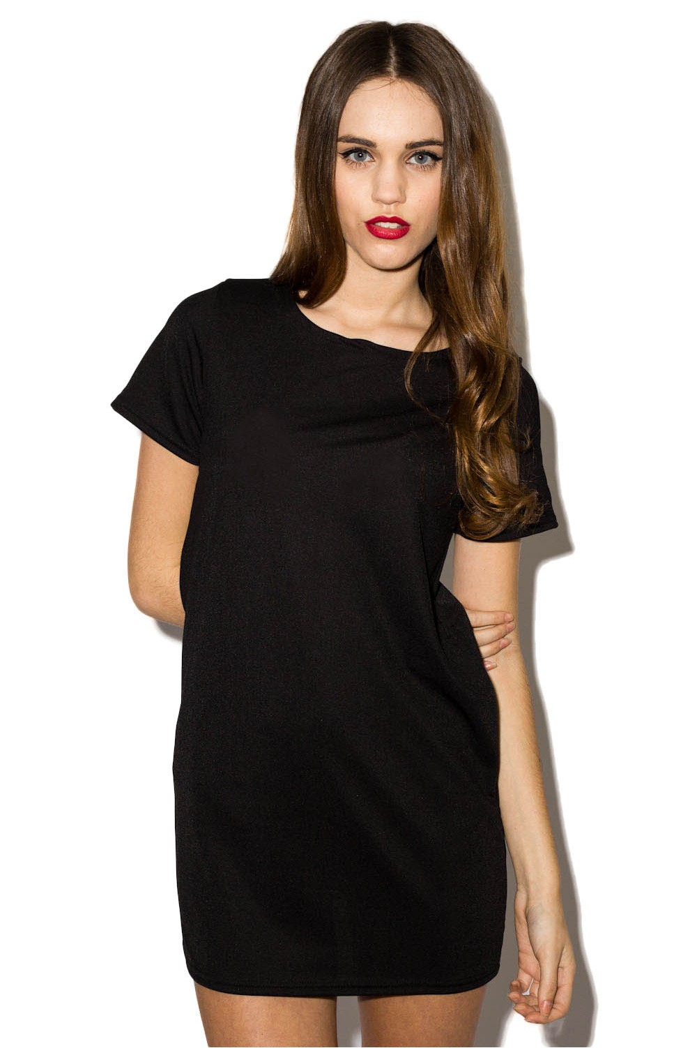 10f0306384 Black Shift Dress Picture Collection