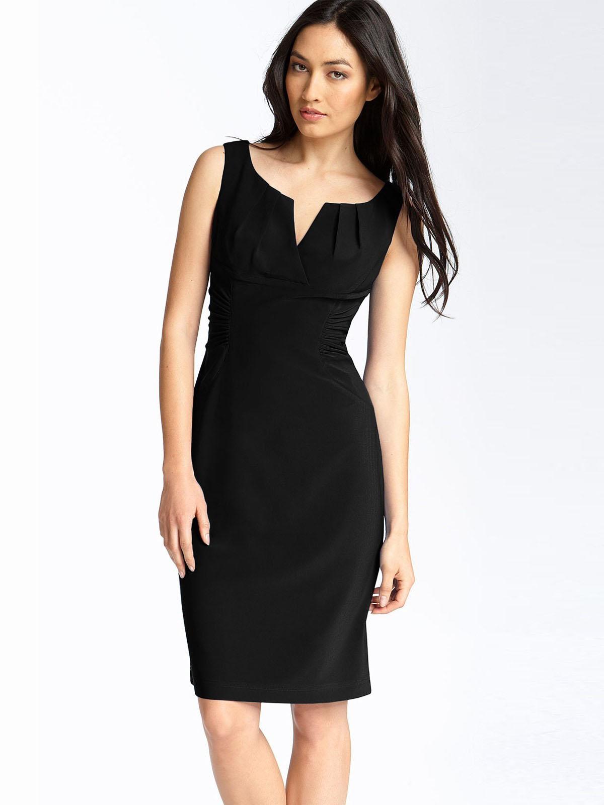 Black Cocktail Dress Picture Collection Dressedupgirl Com