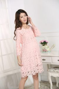 Maternity Lace Dresses