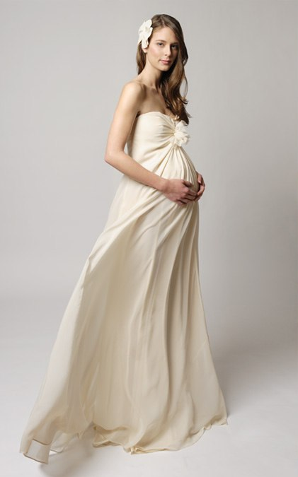 Bridal Pregnancy Dresses