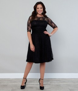 Plus Size Lace Dresses