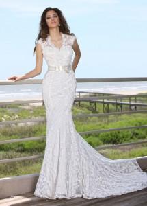 Sheath Column Wedding Dresses