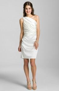 White Cocktail Dresses for Women