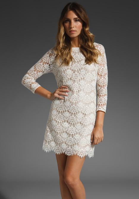 White Shift Dress Picture Collection Dressedupgirl Com