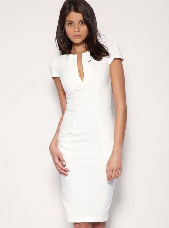 White Shift Dress Picture Collection Dressedupgirl Com