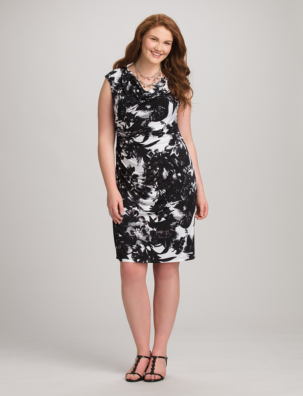Floral Sheath Dress | Dressed Up Girl
