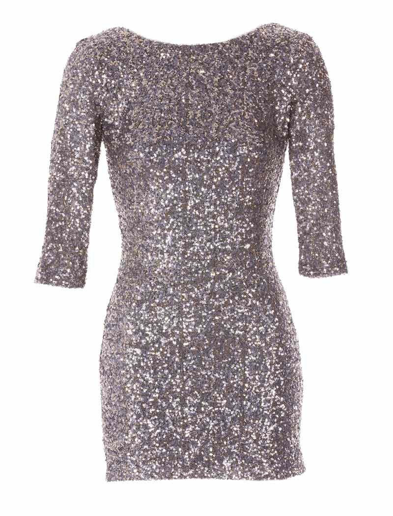 Silver Sequin Dress Picture Collection Dressedupgirl Com