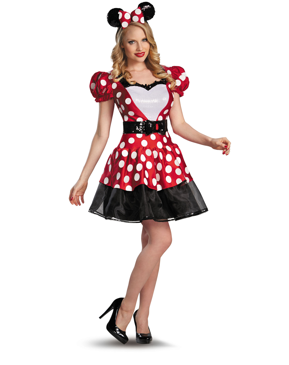 Minnie Mouse Dress | Dressed Up Girl