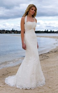 Beach Casual Wedding Dress