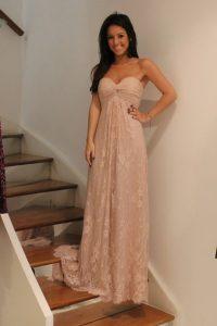 Beige Prom Dresses