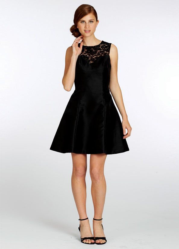 Black Fit And Flare Dress Picture Collection