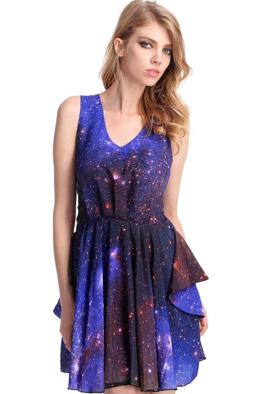 Galaxy Prom Dresses
