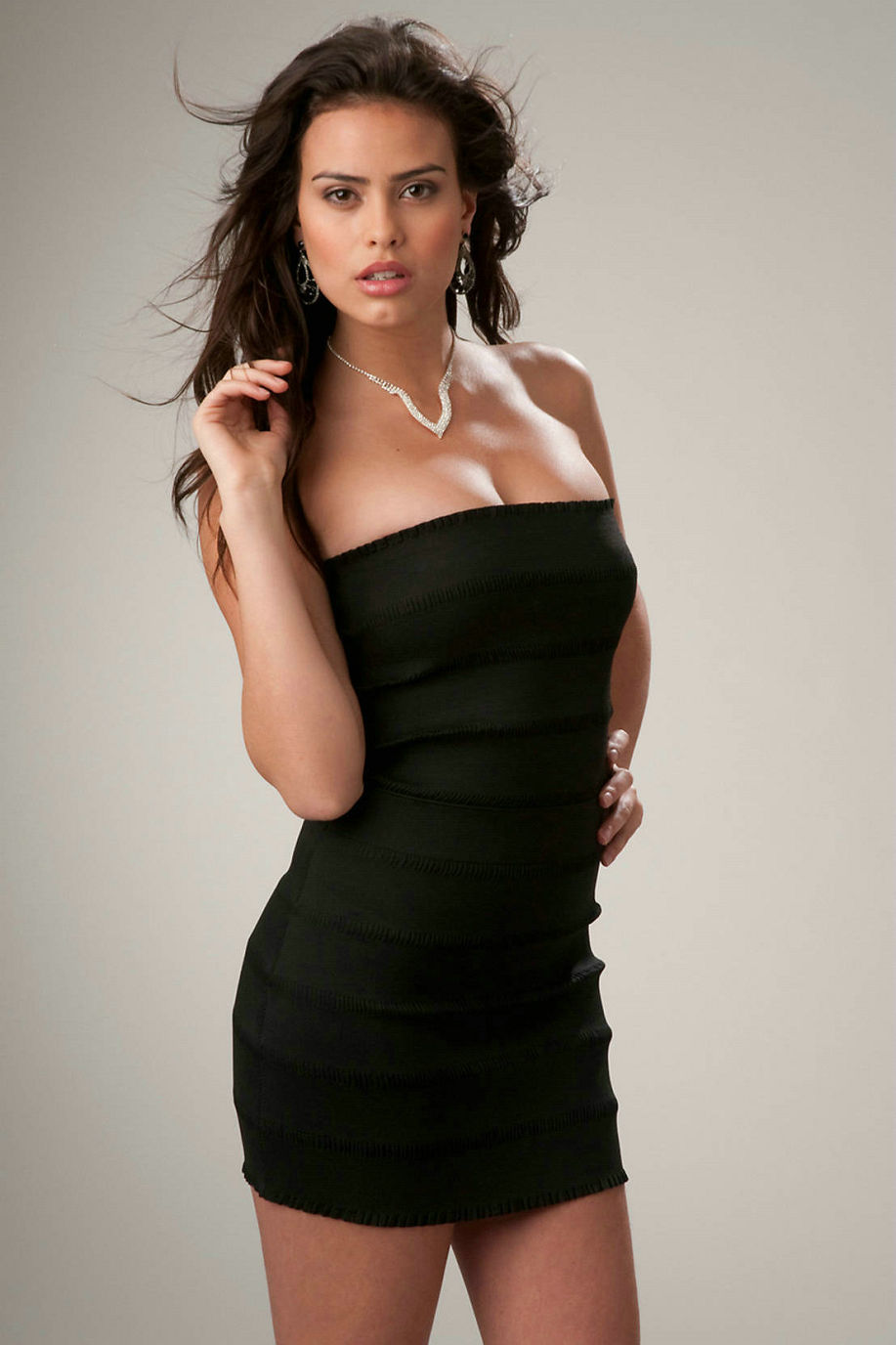 Black Mini Dress Picture Collection Dressed Up Girl