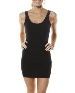Black Tank Dress