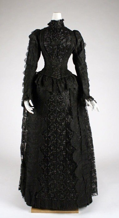 Victorian Dress | Dressed Up Girl Blue Gothic Prom Dresses