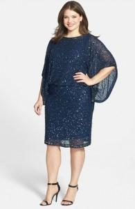 Blouson Dress Plus Size