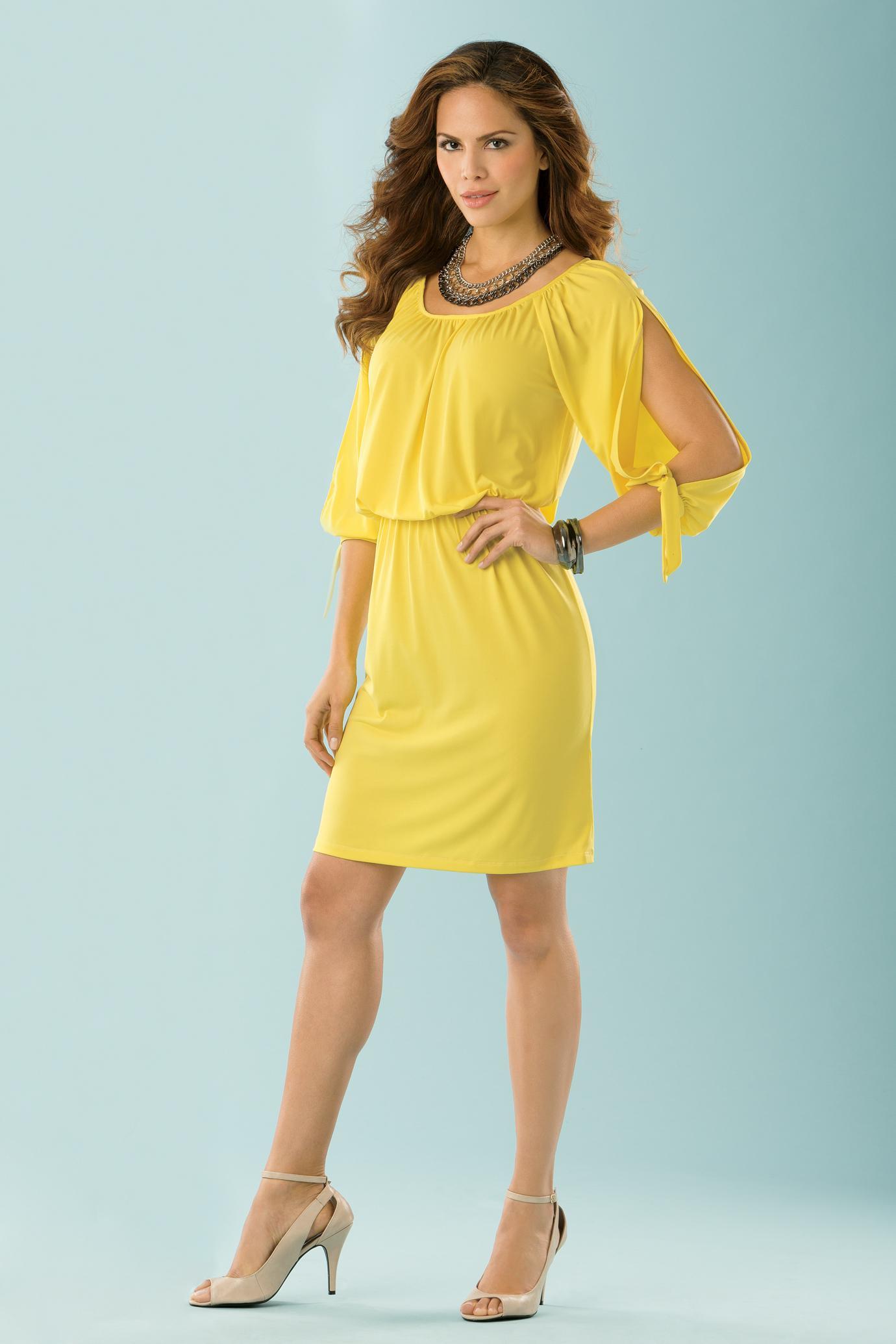 Blouson Dress Picture Collection Dressedupgirl Com