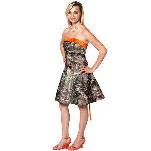 Camo Dresses