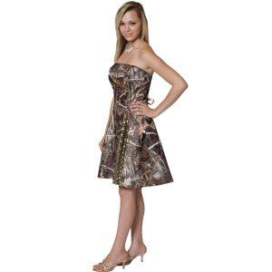 Camo Formal Dresses