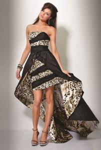 Camo Prom Dress