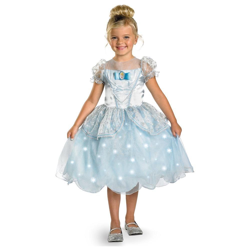 cinderella dress for kids - photo #47