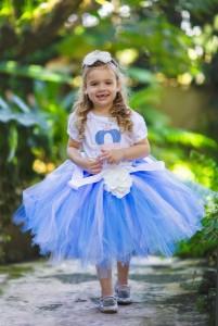 Cinderella Dress for Toddler