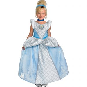 Cinderella Toddler Dress